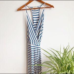 Silence + Noise Urban Outfitter Boho Wrap Dress XS